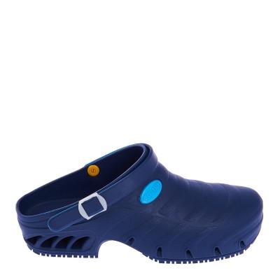 Calzatura per il Relax ed il Comfort del Piede - Blu